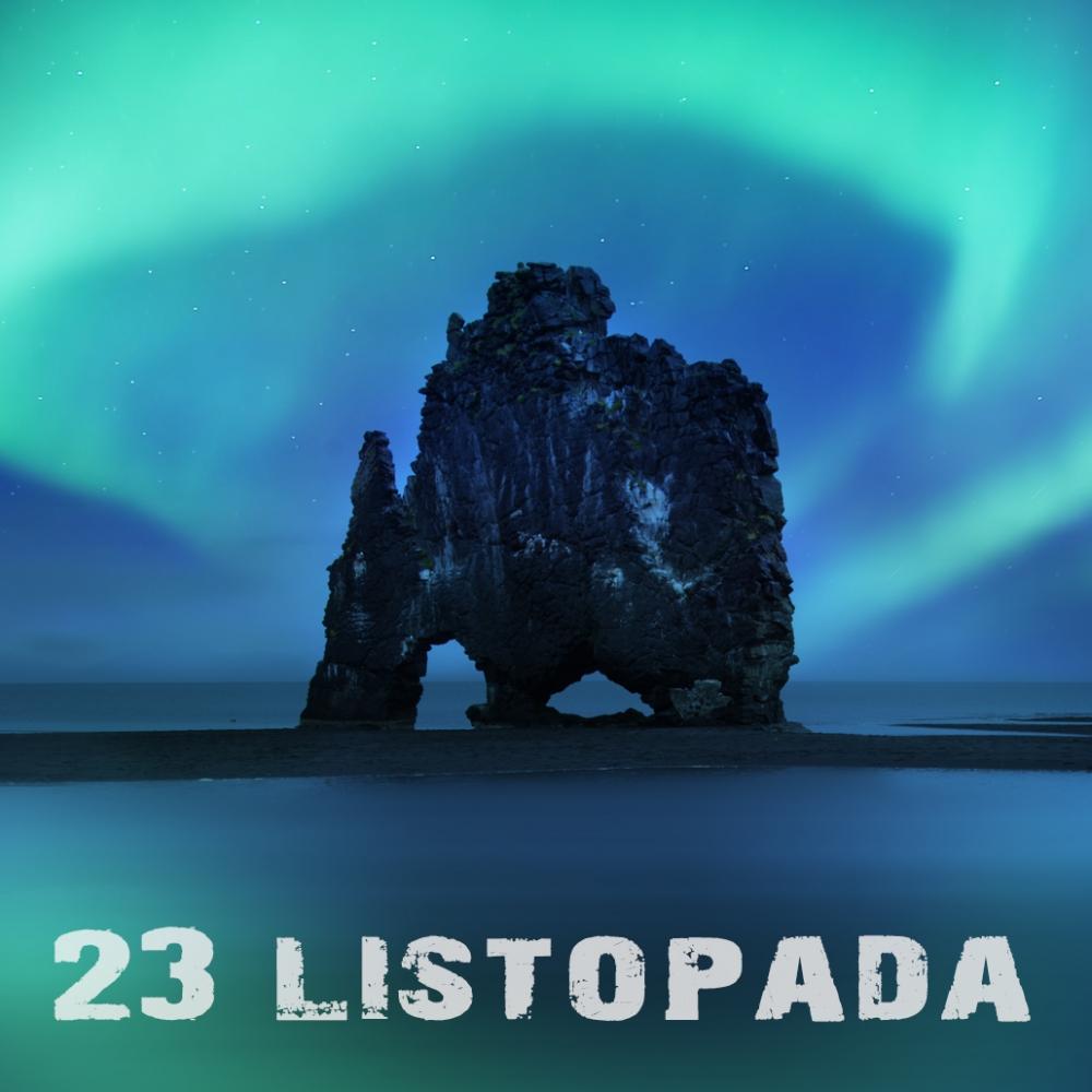 Islandia warsztaty fotograficzne 23 listopada